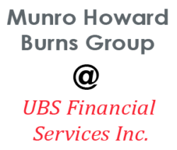 Monro Howard Burns Group @ UBS Financial Services
